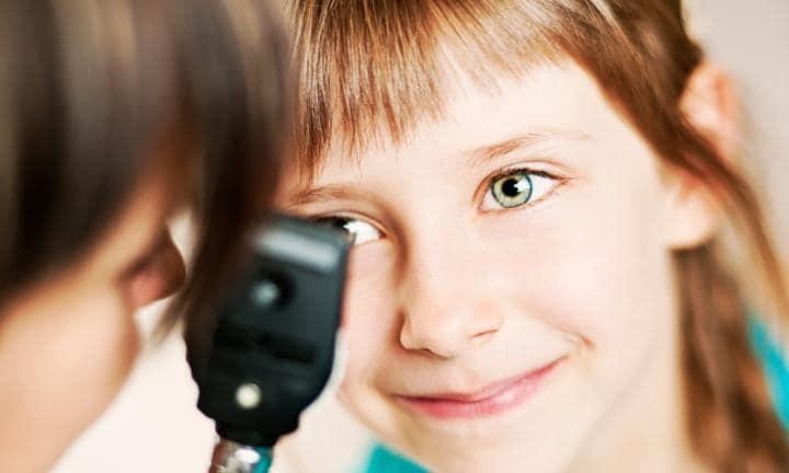 Visual problems in children