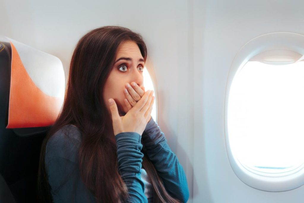 Fear of the plane